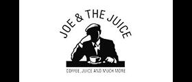 Logo joe and the juice